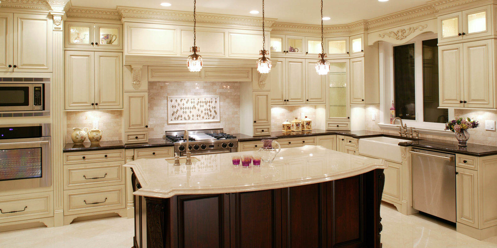 Elegant Kitchen Interior