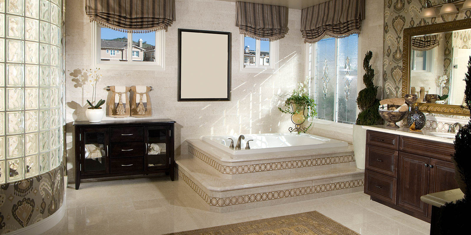 Nice Bathroom Interior
